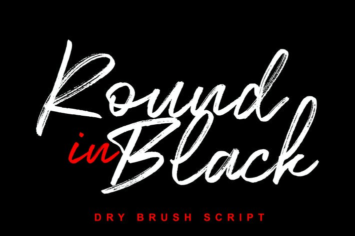 Thumbnail for Round In Black