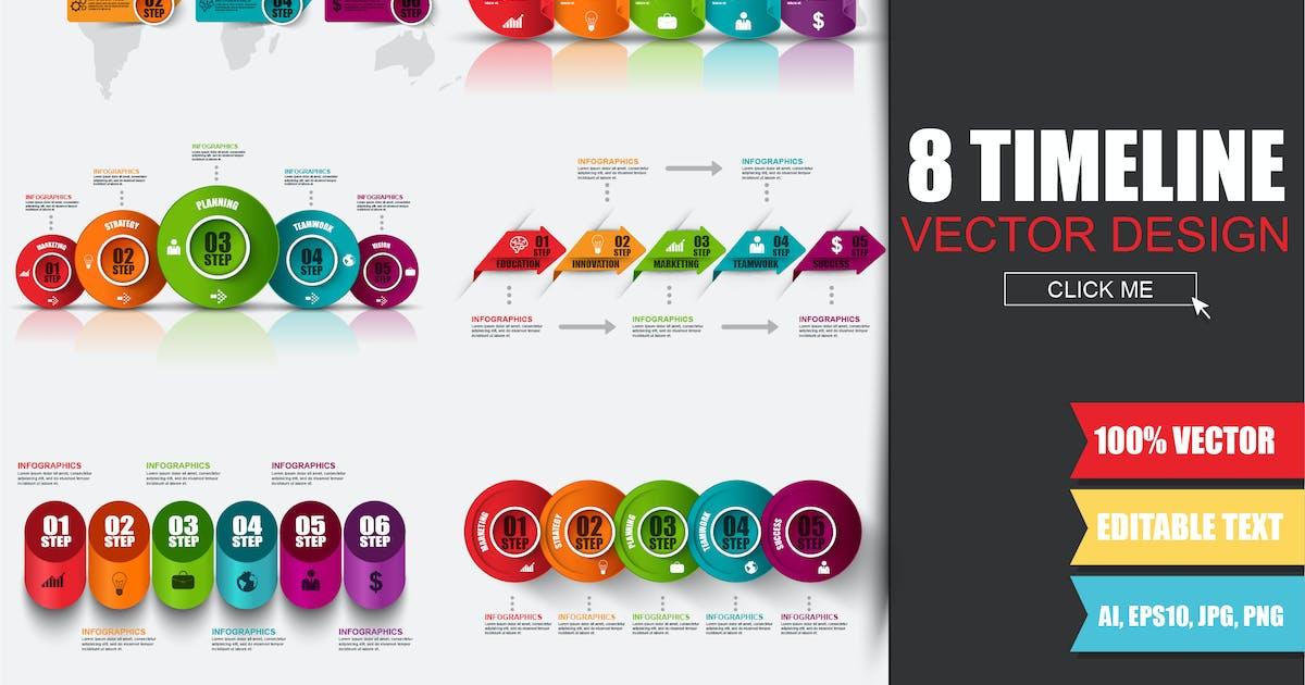 Download Presentation Business Infographic Timeline by alexdndz