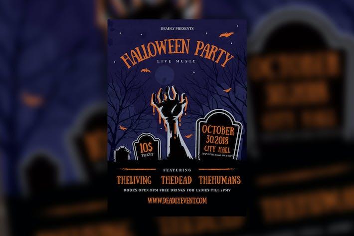 Thumbnail for Halloween Live Music