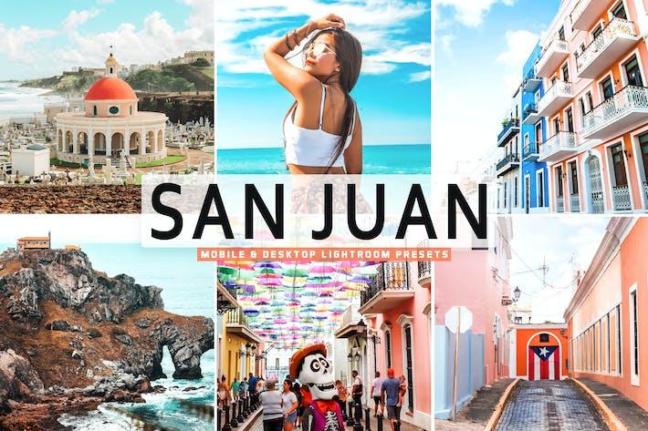Thumbnail for Пресеты для мобильных и настольных ПК San Juan
