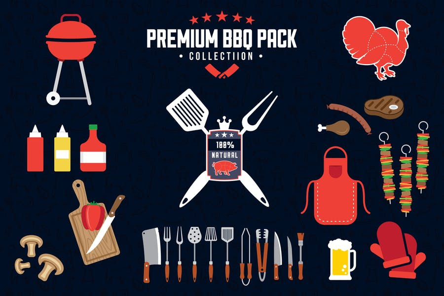 Barbecue Pack 3