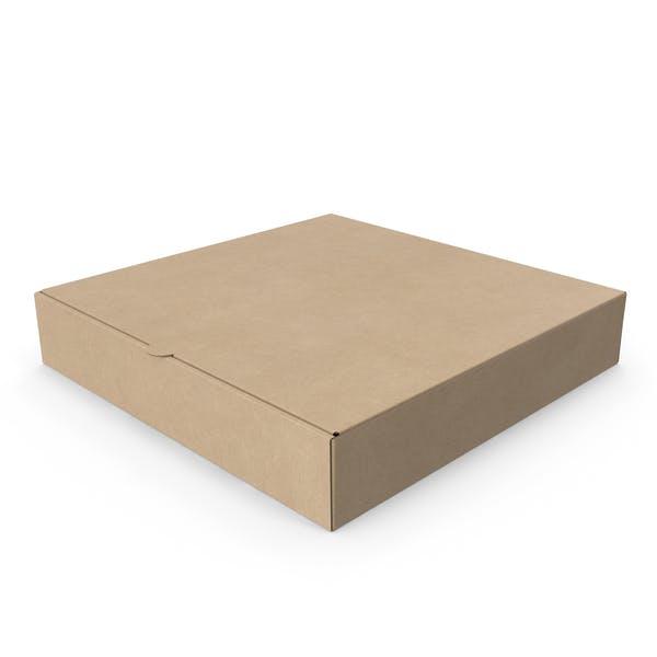 Pizza Box Kraft Paper 8 inch