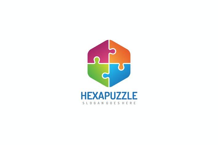 Thumbnail for Hexagon Puzzle Logo