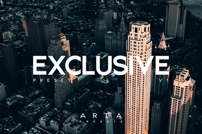 Thumbnail for ARTA Exclusive Preset For Mobile and Desktop
