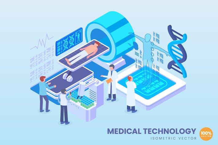 Thumbnail for Концепция изометрической медицинской технологии