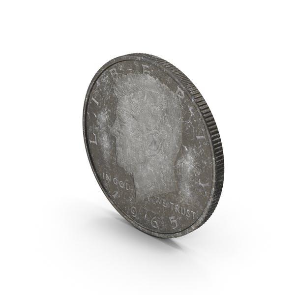 Thumbnail for US Half-Dollar Aged