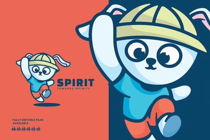 Thumbnail for Bunny Cartoon Logo