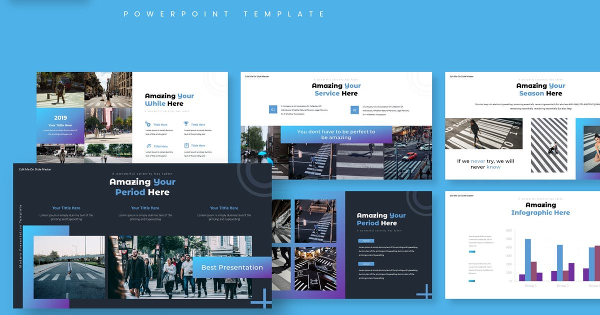 Download Modernize - Powerpoint Template by aqrstudio