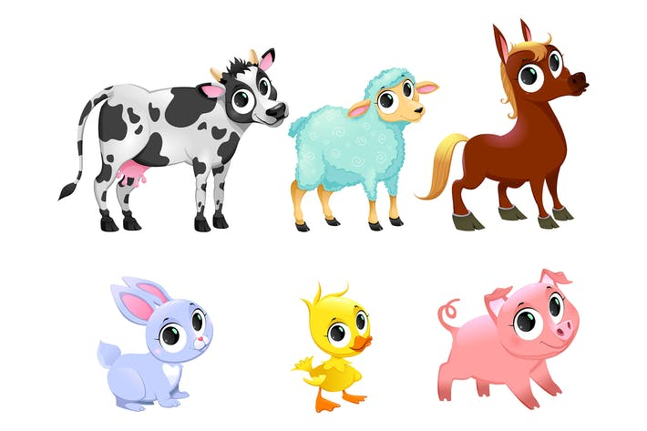 Thumbnail for Farm Animals