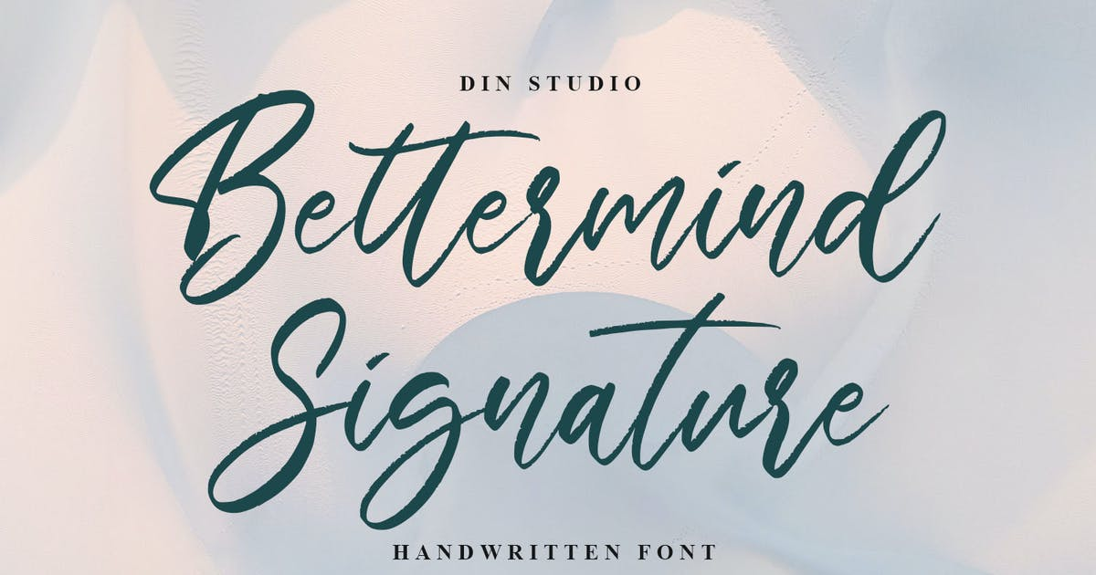 Download Bettermind Signature by Din-Studio