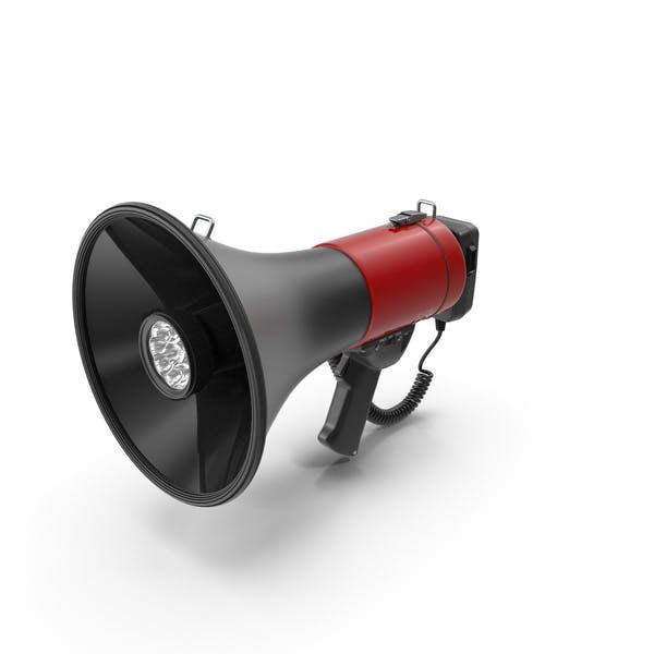 Megaphone Bullhorn Speaker with Siren