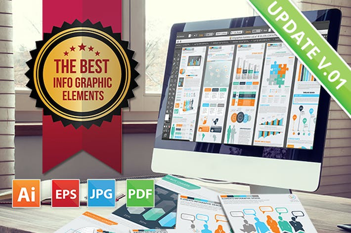 Thumbnail for Best Infographics Design