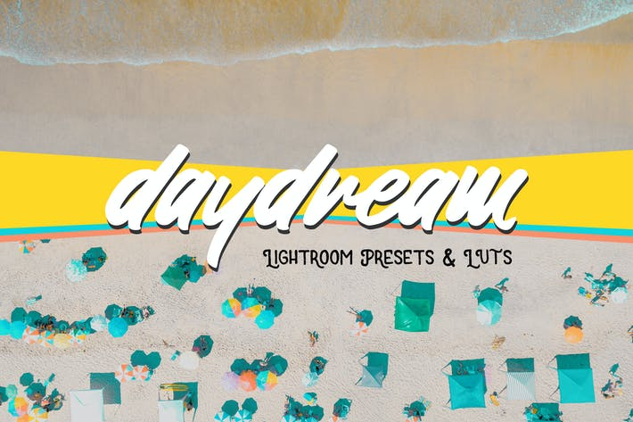 Thumbnail for Daydream Lightroom Presets and LUTs