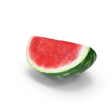 Wassermelone Quarter Cut