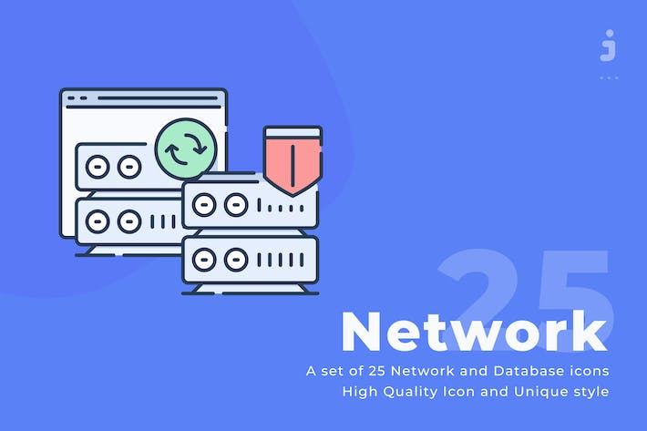 Thumbnail for 25 Web Hosting icons - Web icon
