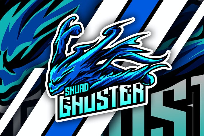 Thumbnail for ghoster - Mascot & Logo Esport