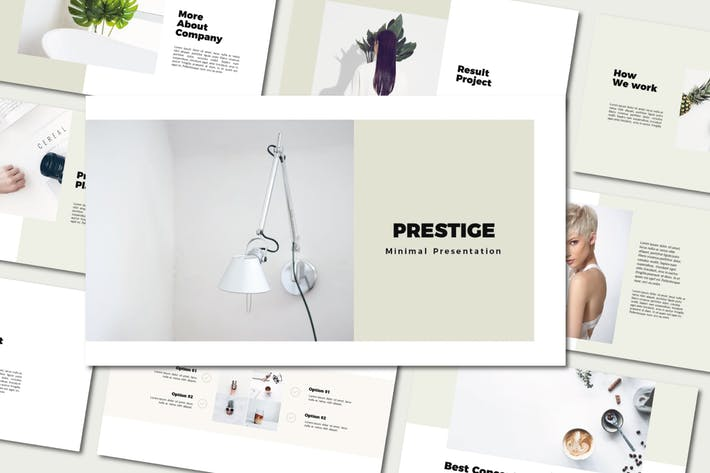 Prestige - Keynote