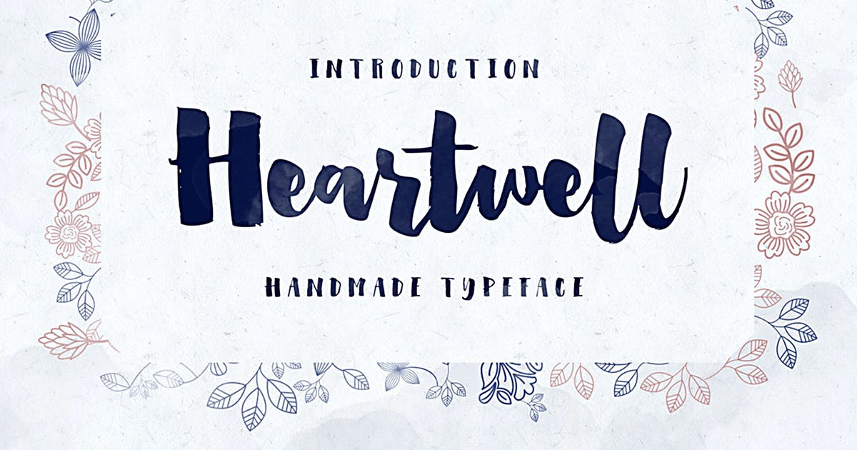 Download Heartwell by Flavortype
