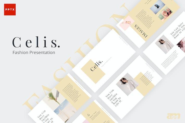 Thumbnail for Celis Fashion Powerpoint