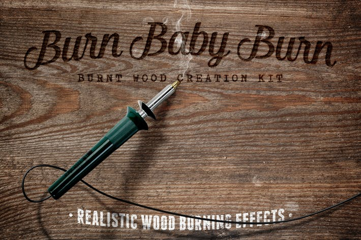 Thumbnail for Burn Baby Burn Woodburning FX Kit