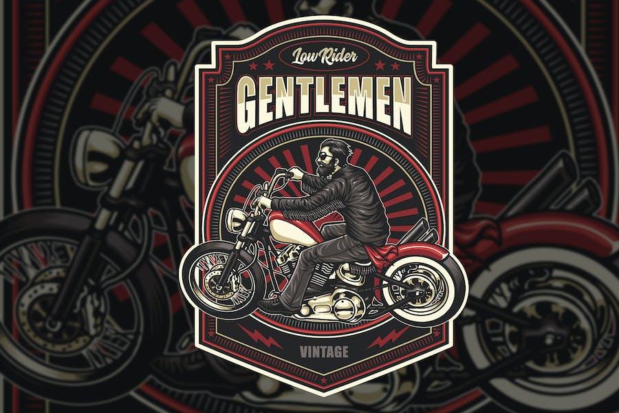 Gentlemen Biker
