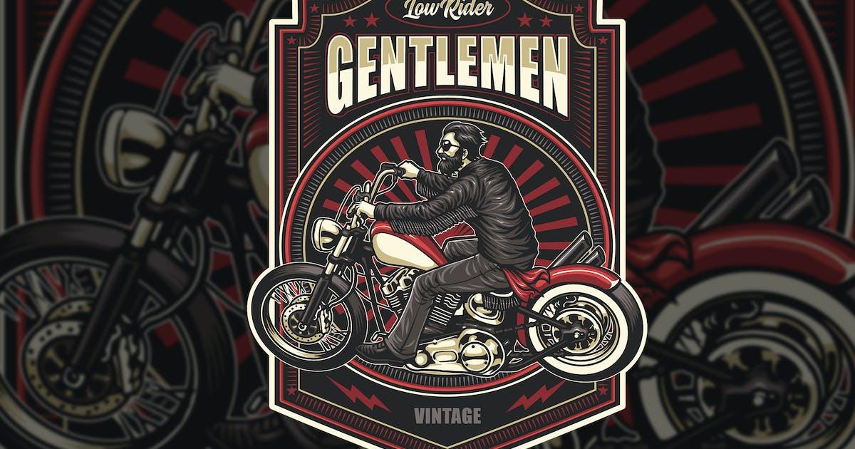 Download Gentlemen Biker by Blankids