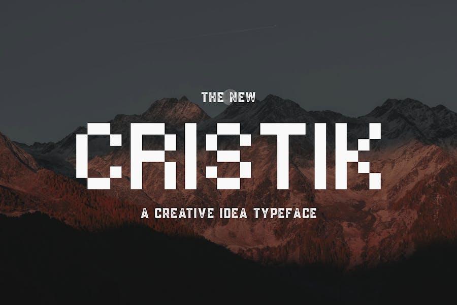 Cristik | A Creative Type