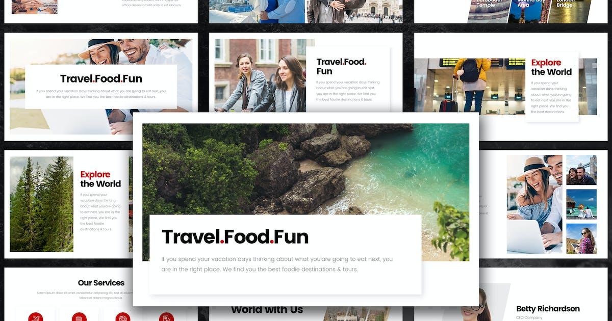 Download Dolan - Fun Travel Tour Keynote Presentation by peterdraw