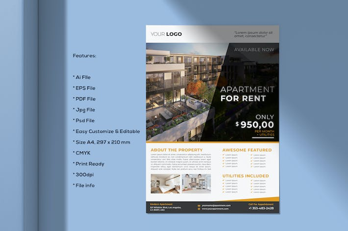 Properties Flyer