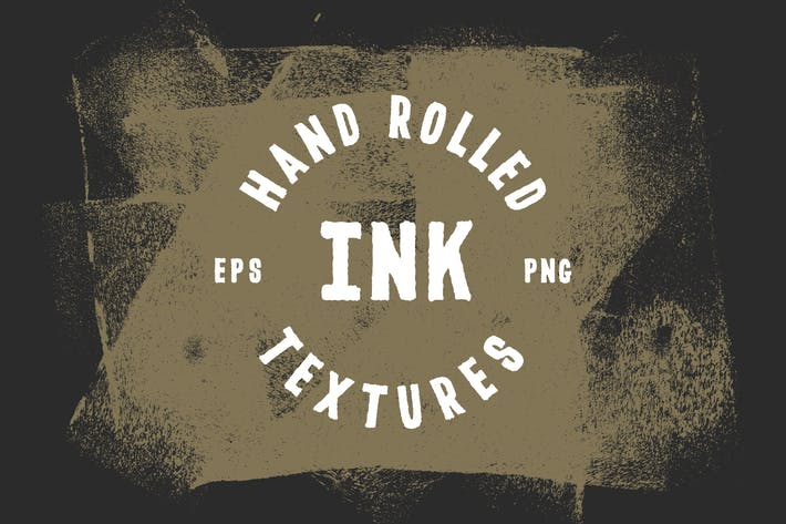 Thumbnail for Rolled Ink Textures