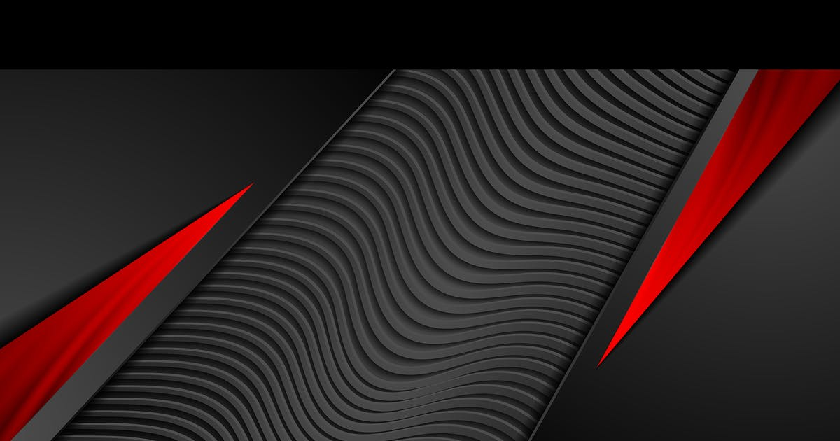 Download Red black abstract background by saicle