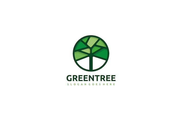 Thumbnail for Green Tree Logo