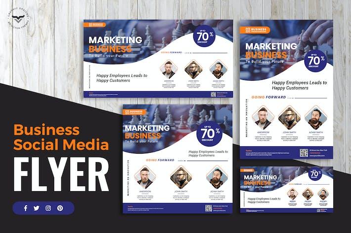 Cover Image For Business Social Media Pack