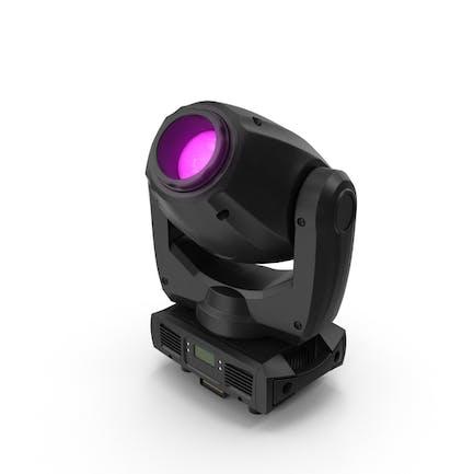 Purple Spot Bühnenlicht