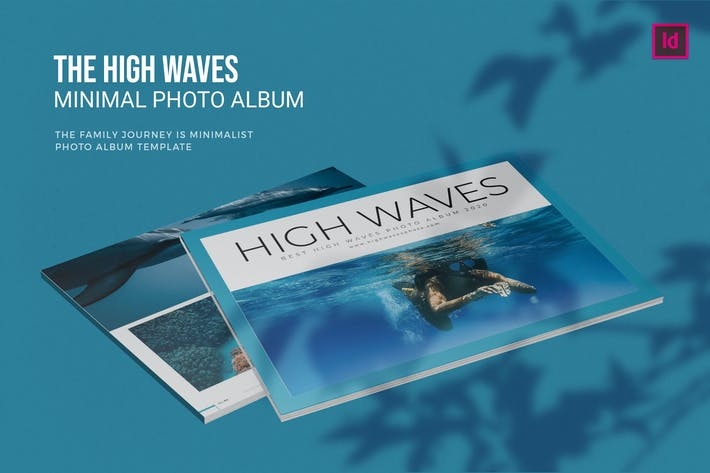High Waves - Photo Album