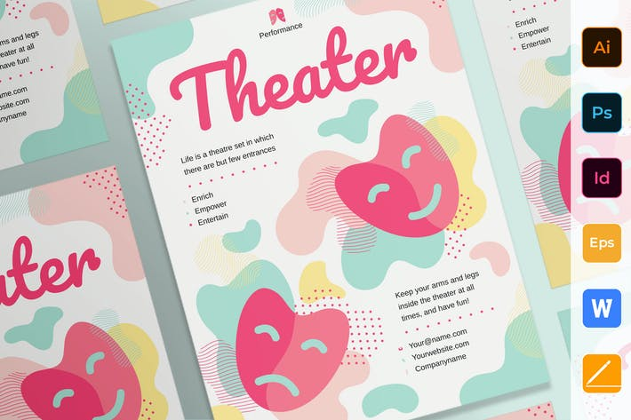 Thumbnail for Theater Poster