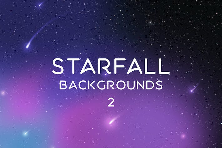 Thumbnail for Starfall Backgrounds 2