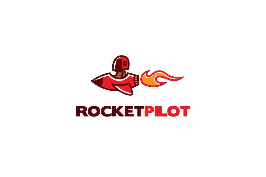 Rocket Pilot Logo