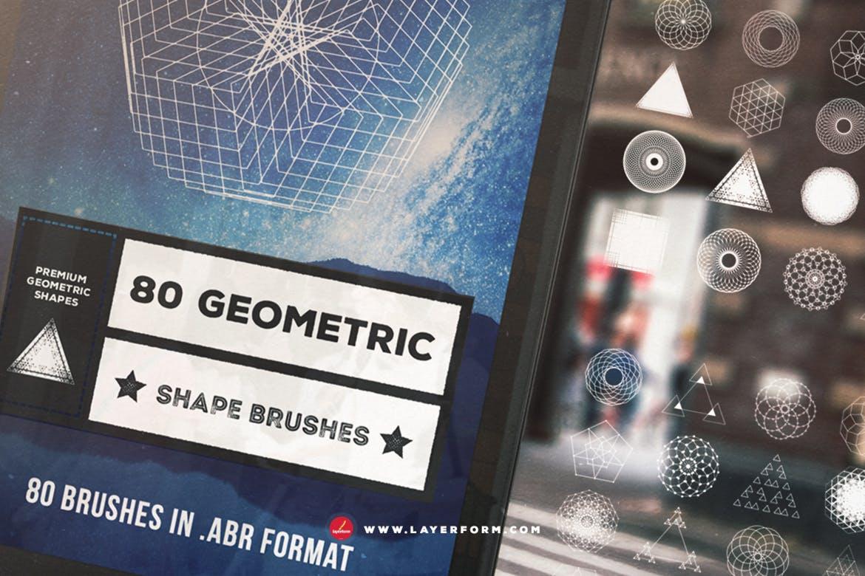 20 Free Technology Photoshop Brush Sets Electronic Circuit Symbols 80 Geometric Shape Brushes With Envato Elements Subscription