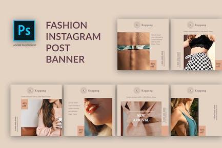 Fashion Instagram Post Banner
