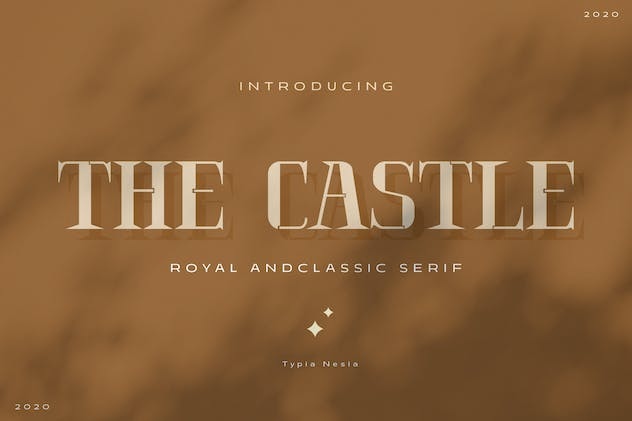 The Castle Serif - product preview 8