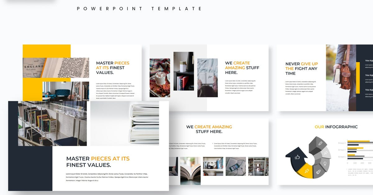 Download Canalo - Powerpoint Template by aqrstudio