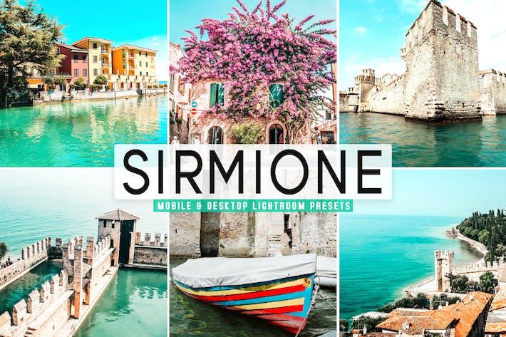 Thumbnail for Sirmione Mobile & Desktop Lightroom Presets