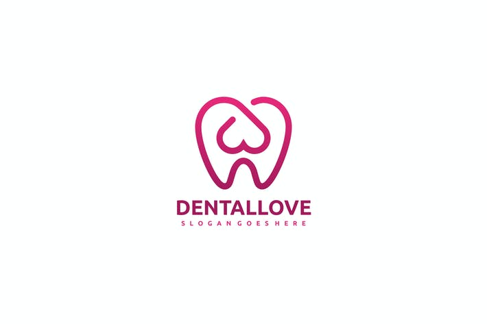 Thumbnail for Dental Love Logo