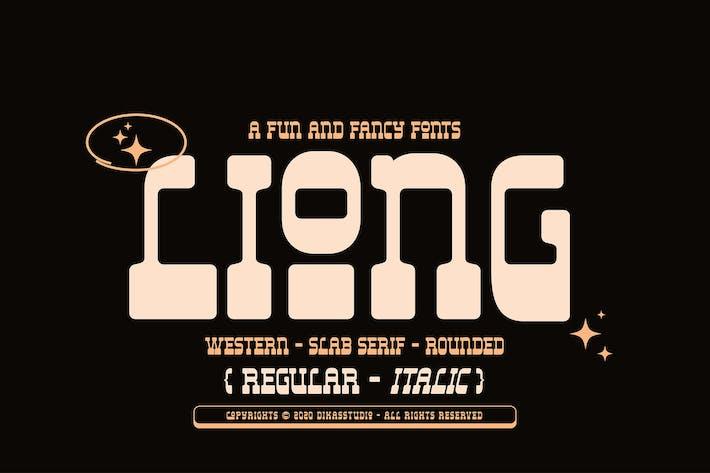Thumbnail for Liong - Estilo de 2 Fuentes