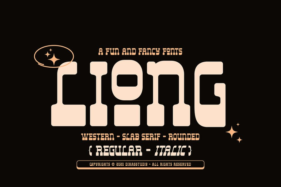 Liong - Estilo de 2 Fuentes