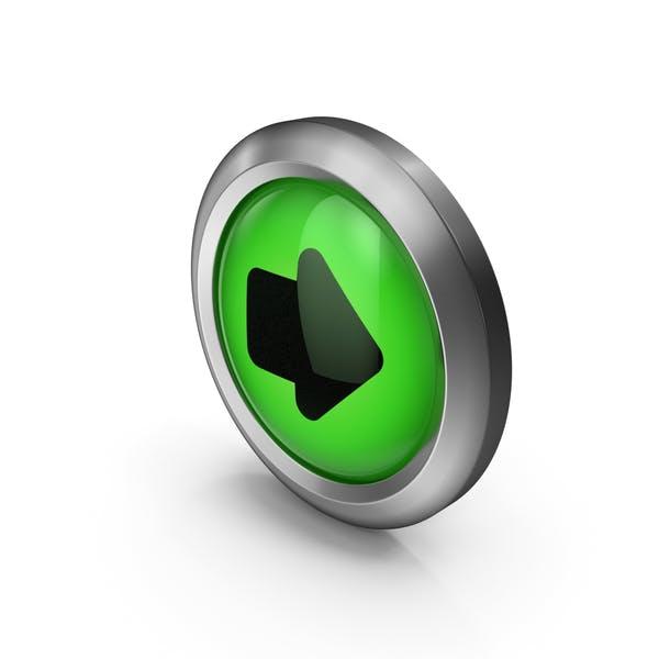 Icon Green Arrow
