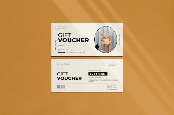 Thumbnail for Buy 1 Free 1 voucher