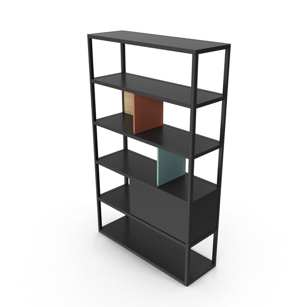 Thumbnail for Modern Bookcase