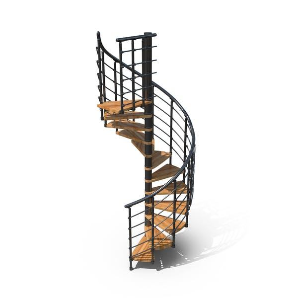 Cover Image for Spiral Staircase